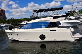 Monte Carlo, MC4 Flybridge (2015)